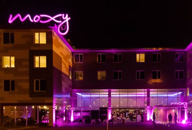 Moxy Hotels expands in the Southeastern US
