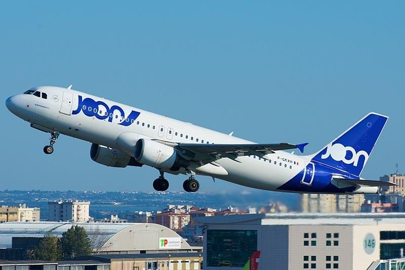 Air France junks Millennial-oriented Joon airline brand