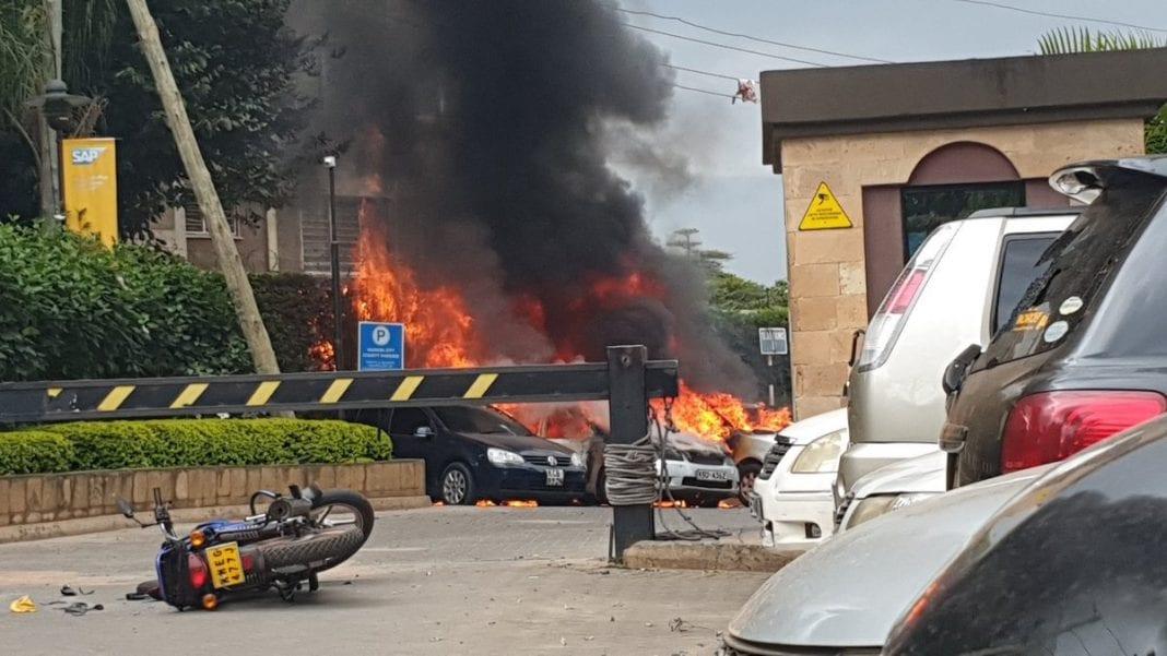 Al-Qaeda terrorists attack hotel in Nairobi, Kenya, fatalities reported