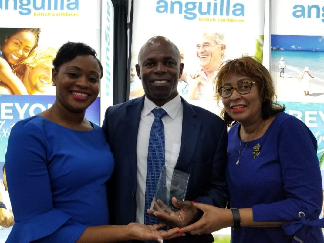 , Anguilla named 2018 Luxury Destination of the Year, Buzz travel | eTurboNews |Travel News