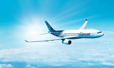 De-icing an Air Transat A321 made 185 passengers sick