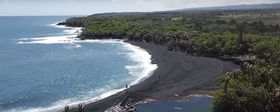 Hawaii Island has a new tourist hotspot in the making