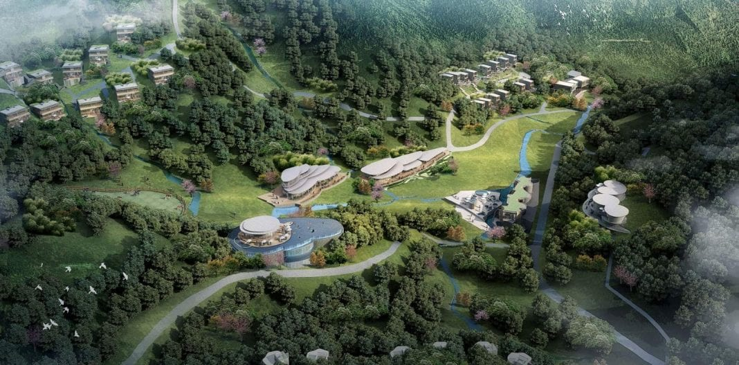 Counting down in 2 days: New hotel opens in Zehjiang, China