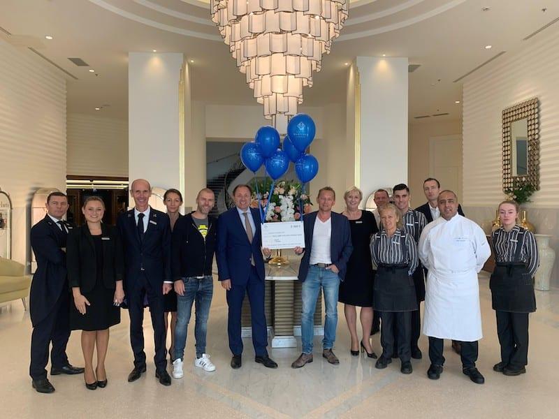 Hôtel Martinez wins Jury Prize at CSR Awards of the Maritime Alps region