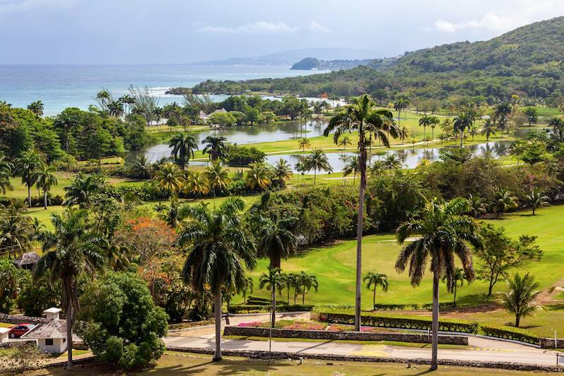 The Tryall Club promotes Jamaican sports, education & forests