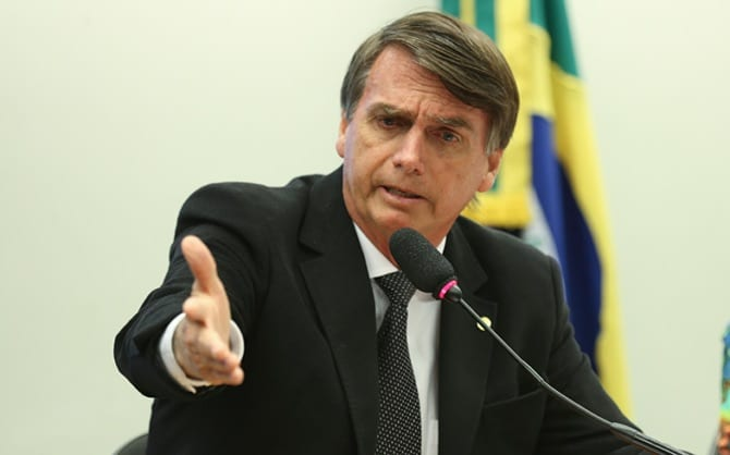 Brazil president: I'd rather have a dead son than a gay son