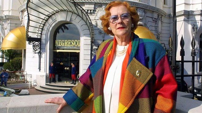 Negresco Hotel, Negresco Hotel in France bids farewell to 96-year-old CEO Jeanne Augier, Buzz travel | eTurboNews |Travel News