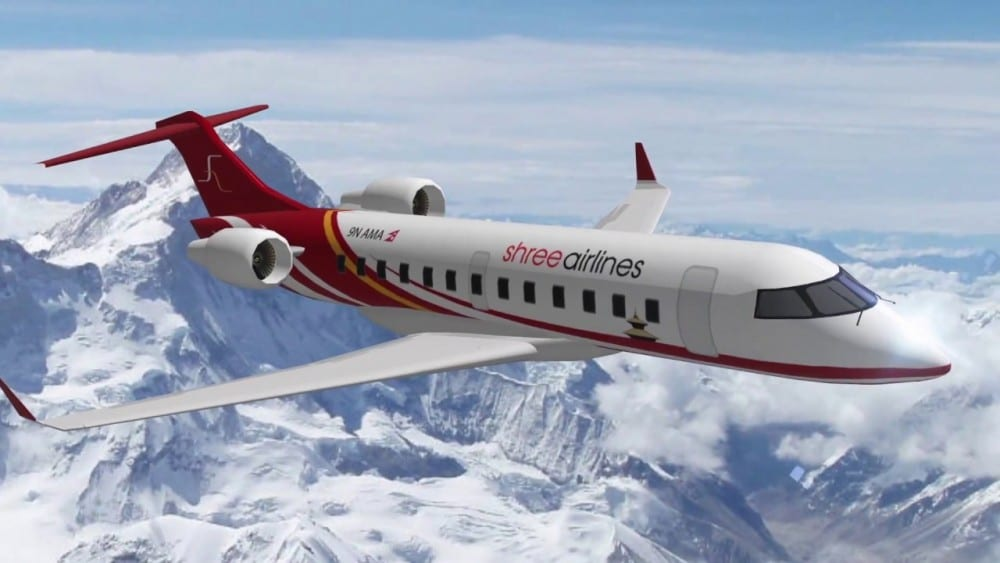 Nepal airfares are going on Sunday