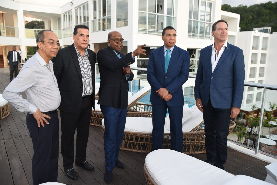 PM, Bartlett welcome return of EP hotel model to Jamaica