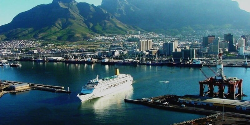 Cruise tourism benefits Western Cape
