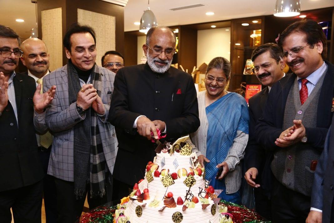 The Ashok, India Tourism Minister makes sweet inauguration at The Ashok in New Delhi, Buzz travel | eTurboNews |Travel News