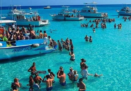 Cayman Islands identifies 13 countries to restrict travel from