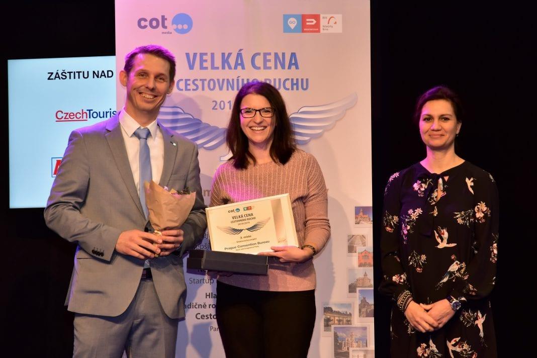 Congress Prague scores travel and tourism award
