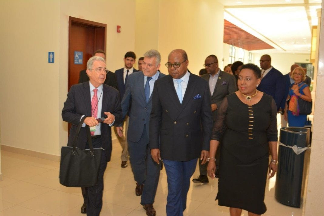 Sustainable framework needed for small and medium tourism enterprises says Minister Bartlett