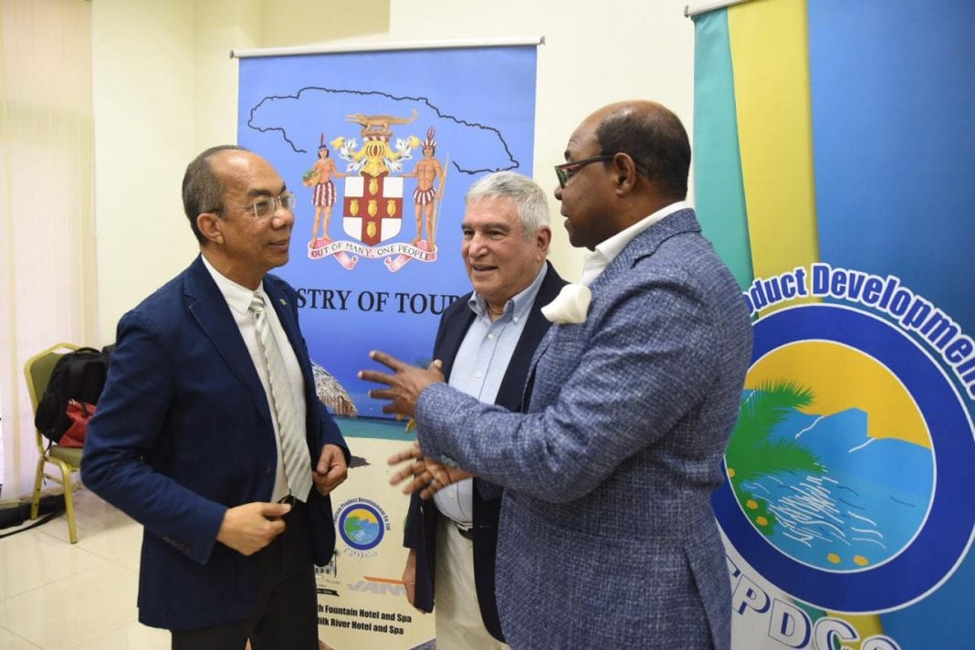 Jamaica Tourism Minister committed to new architecture for visitor safety and security