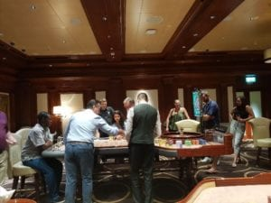 """tourism leaders, """"Food-fun-game"""" for tourism leaders at Club Liberte, Buzz travel 