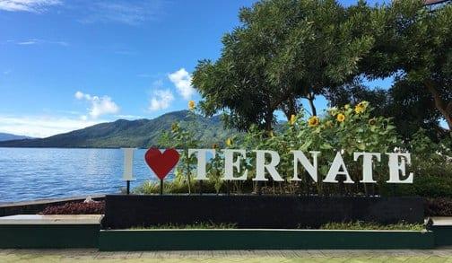 Indonesian Island of Ternate reports strong earthquake