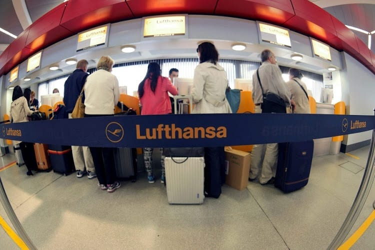 Lufthansa Group airlines welcome 9.1 million passengers in January 2019