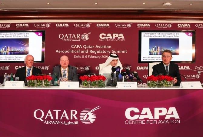 """""""Doha Declaration"""" calls for review of existing aviation regulatory framework"""