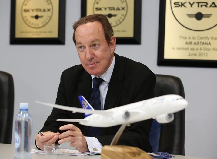 Air Astana reports $5.3 million net profit in 2018