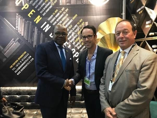 , Jamaica's Tourism Minister in talks with potential Israeli investors, Buzz travel | eTurboNews |Travel News