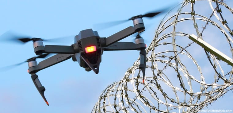 , FAA restricts drone operations over DOJ and DOD facilities, Buzz travel | eTurboNews |Travel News