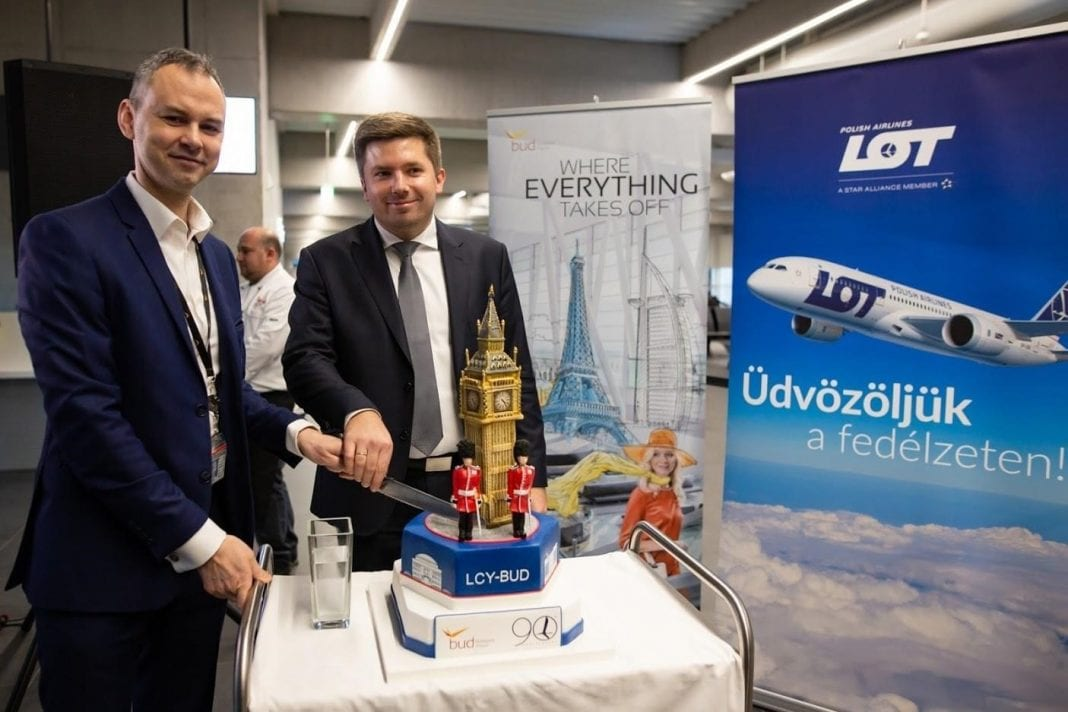 , London's calling Budapest Airport, Buzz travel | eTurboNews |Travel News
