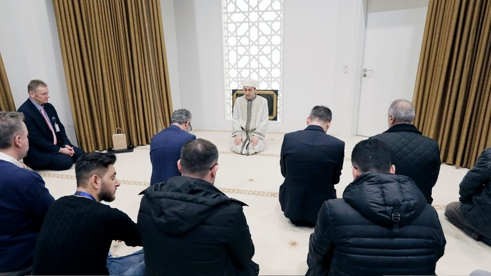 , Frankfurt Airport opens new Muslim prayer room in Terminal 2, Buzz travel | eTurboNews |Travel News