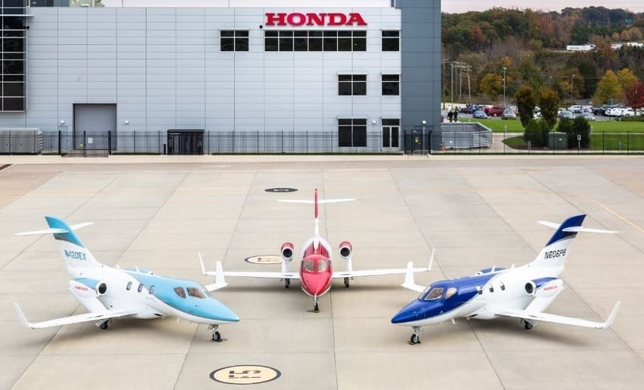 , HondaJet most delivered aircraft in its class for second consecutive year, Buzz travel | eTurboNews |Travel News