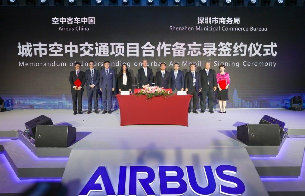 , Airbus inaugurates its Innovation Center in China, Buzz travel | eTurboNews |Travel News
