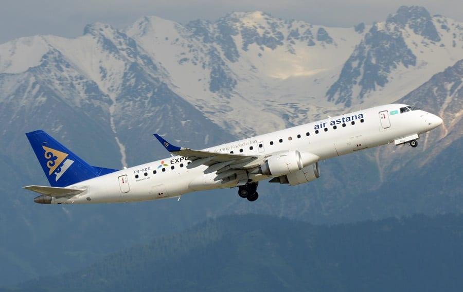 Air Astana increases Uzbekistan frequencies