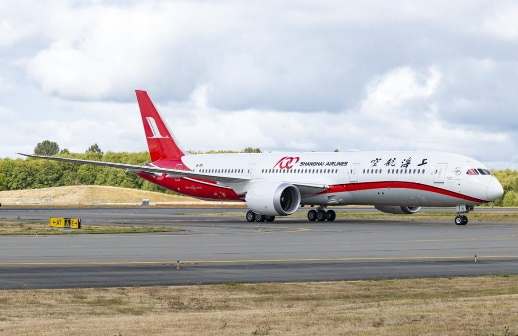 Budapest Airport welcomes Shanghai Airlines