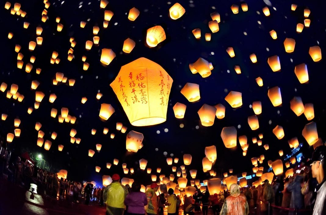 Taipei City Pingxi Sky Lantern Festival ready to welcome international travelers