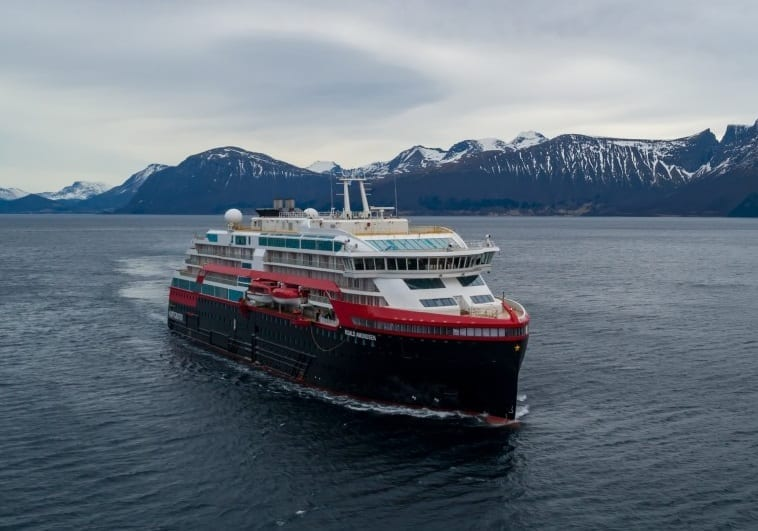 , ​World's first hybrid cruise ship completes sea trial, Buzz travel | eTurboNews |Travel News