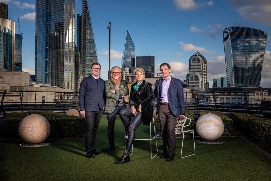 Cunard unveils world-class design team for new cruise ship