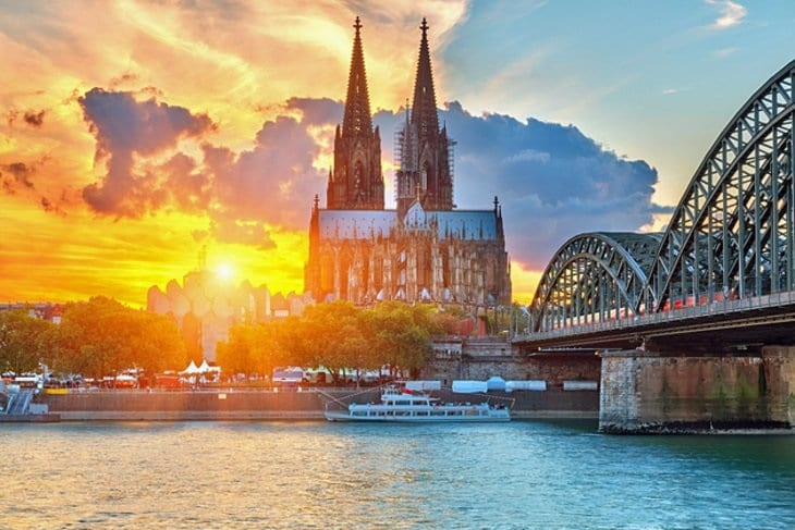 Cologne's meeting market passes 50,000-event threshold