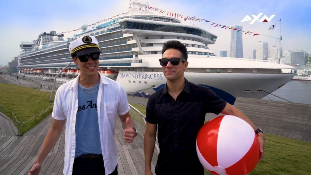 , Princess Cruises partners with Asia's Got Talent, Buzz travel | eTurboNews |Travel News