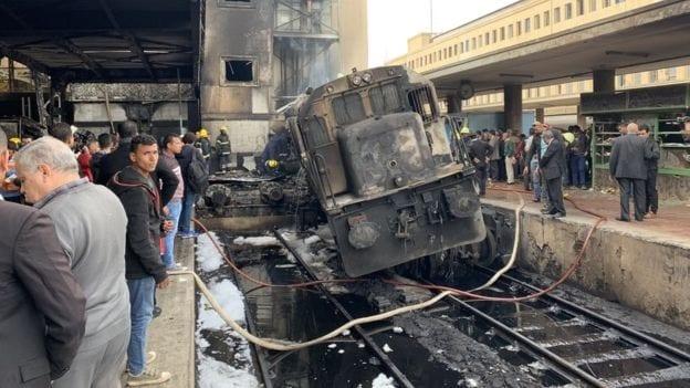 , Inferno: 25 people killed, 50 injured in Cairo's Ramses Train Station blaze, Buzz travel | eTurboNews |Travel News