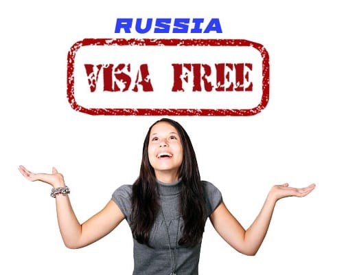 """, Russia to allow """"friendly foreigners"""" to stay in country visa-free for two weeks, Buzz travel 