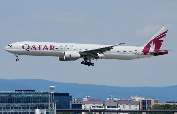 Qatar Airways increases flights to Johannesburg and Cape Town