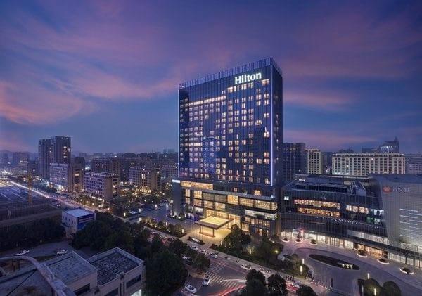 , Hilton debuts as first international hotel brand in Taizhou City Center, Buzz travel | eTurboNews |Travel News