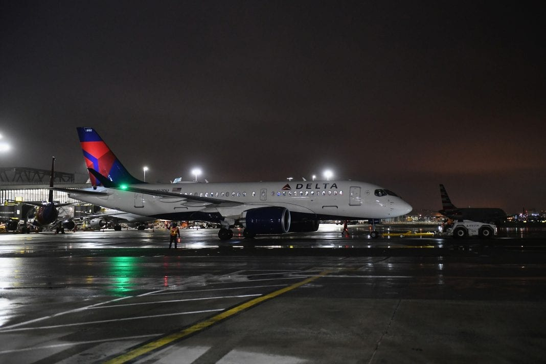 , Delta Air Lines' A220s takes to the skies for first commercial flight, Buzz travel | eTurboNews |Travel News