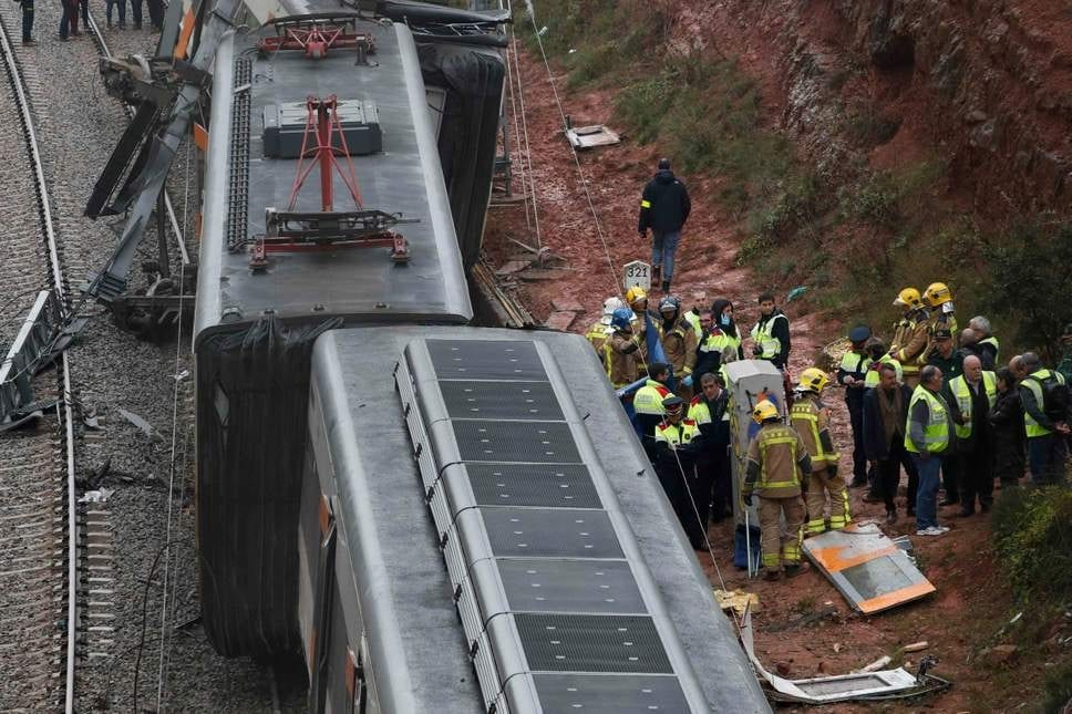 , 1 killed, at least 76 injured in Catalonia two-train head-on collision, Buzz travel | eTurboNews |Travel News