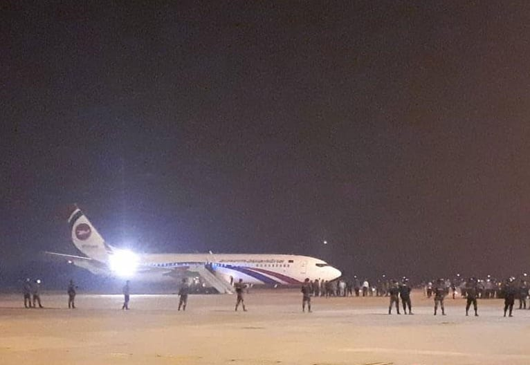 , Armed man attempts to hijack Dubai-bound plane, opens fire on board, Buzz travel | eTurboNews |Travel News