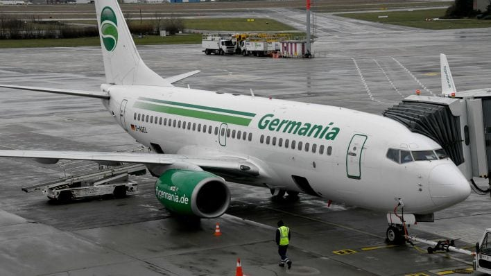 , Another German Airline bankrupt, Buzz travel | eTurboNews |Travel News