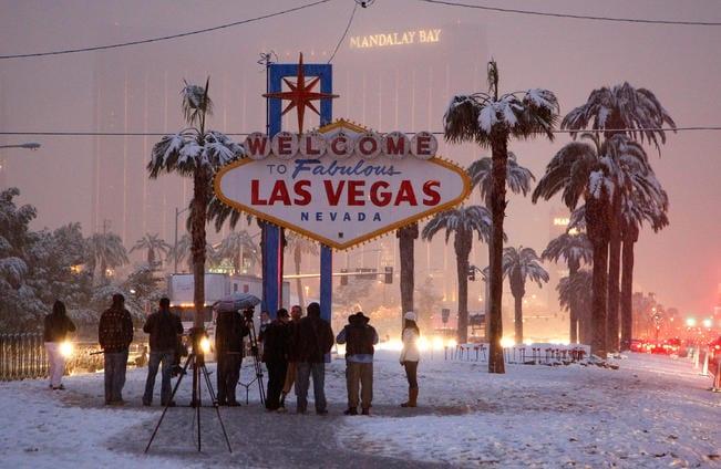 Las Vegas Strip: Covered