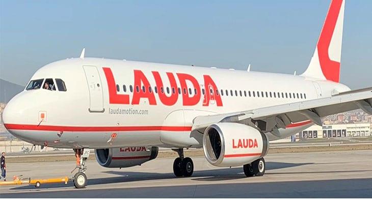 Milan Bergamo Airport to Stuttgart by Laudamotion