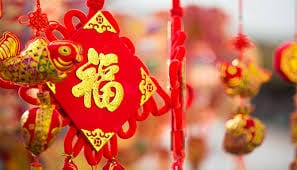One quarter of all Chinese or 400 Million tourists are traveling for Chinese New Year