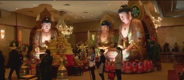 Buddhist World Peace Center Opens in USA