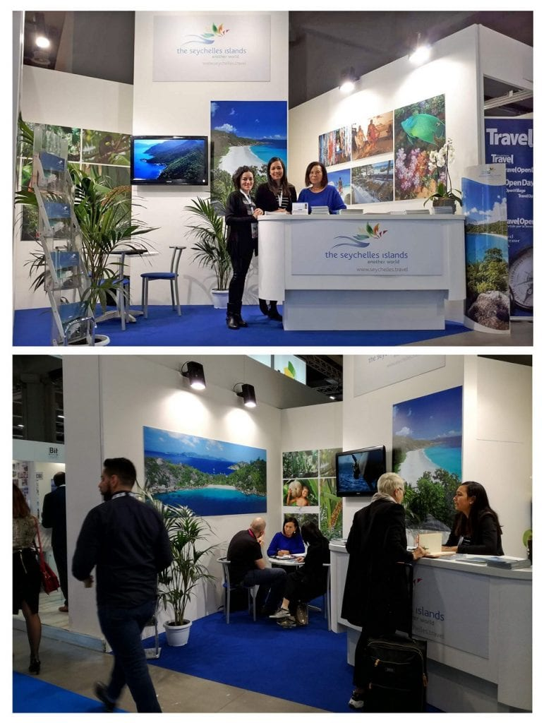 , STB meets with travel trade operators as Seychelles attends Bit – International Tourism Exchange in Milan, Buzz travel | eTurboNews |Travel News